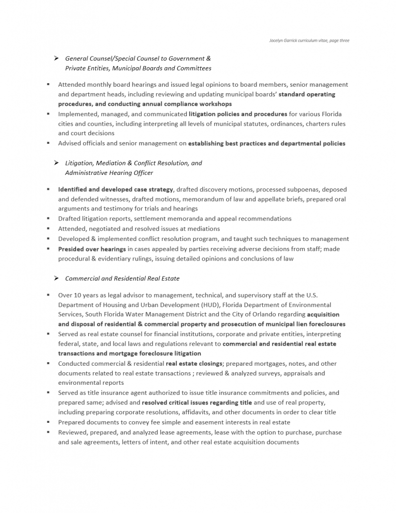 Regulatory Compliance iii