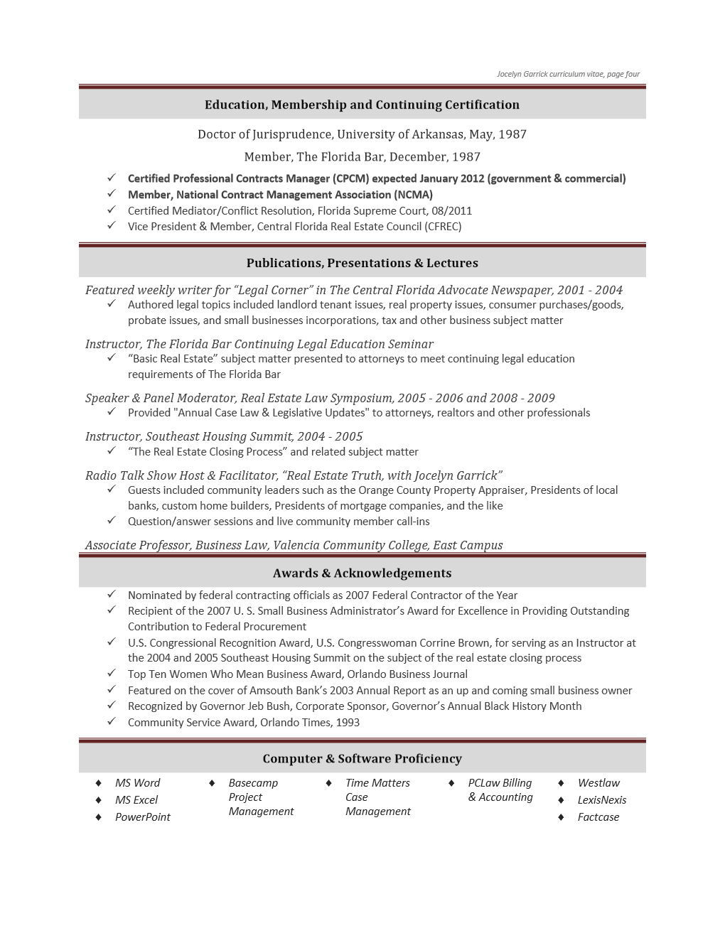 resumes next step search resume regulatory compliance iv